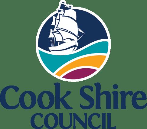 cook shire council logo