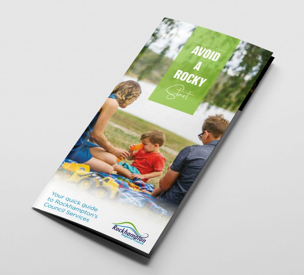 rockhampton regional council brochure