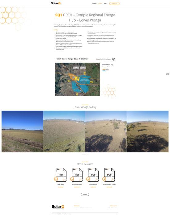 solar q website