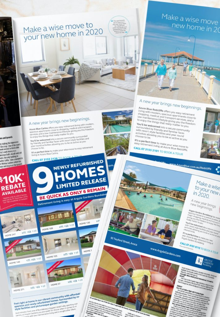 bluecare press marketing advertising