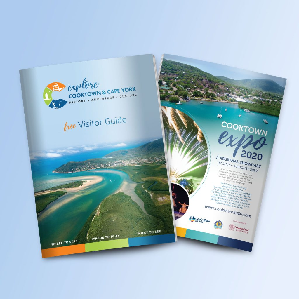 cook shire council cooktown visitor guide